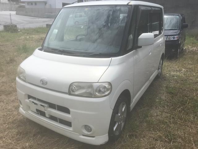 沖縄県の中古車ならタント XリミテッドスマイルセレクションII