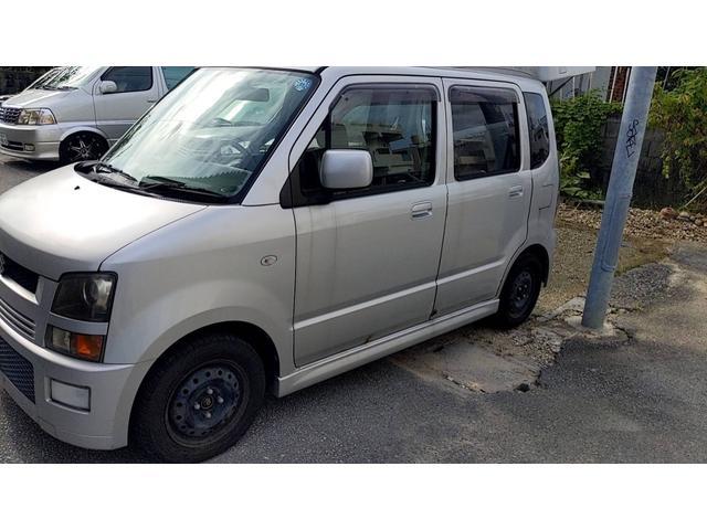 沖縄県豊見城市の中古車ならワゴンR RR-DI