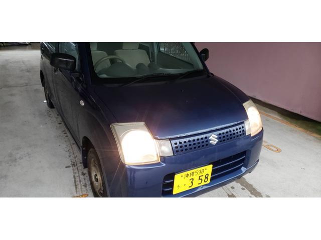 沖縄県うるま市の中古車ならアルト E