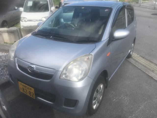 沖縄県浦添市の中古車ならミラ Xリミテッド