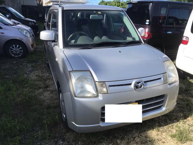 沖縄県の中古車ならキャロル X