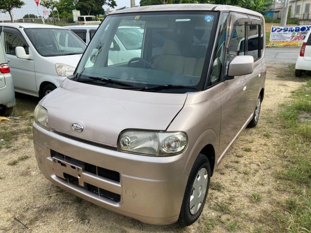 沖縄県宜野湾市の中古車ならタント VS