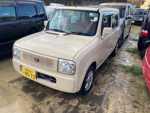 沖縄県うるま市の中古車ならアルトラパン