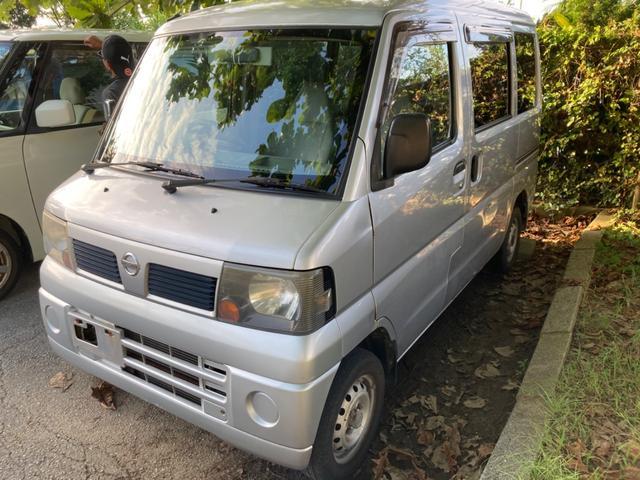 沖縄県うるま市の中古車ならクリッパーバン