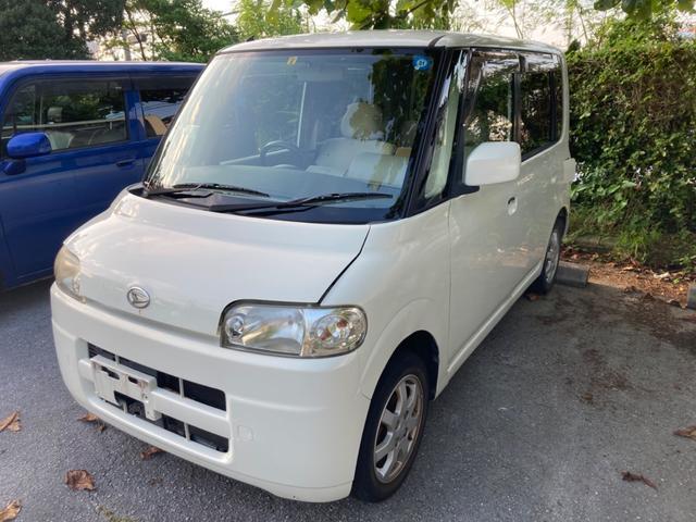 沖縄県の中古車ならタント XスマイルセレクションII