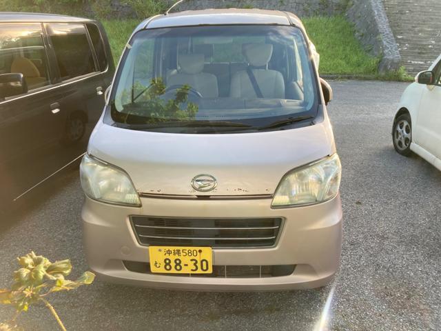 沖縄県の中古車ならタントエグゼ Xスペシャル