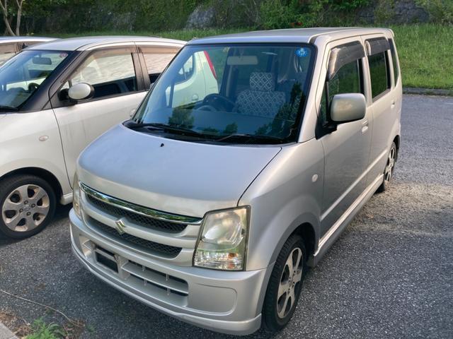 沖縄県沖縄市の中古車ならワゴンR FX-Sリミテッド