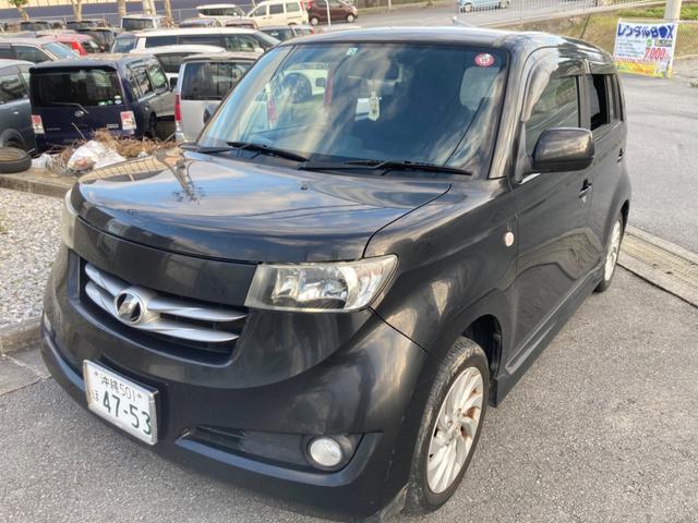 沖縄県の中古車ならbB Z Qバージョン