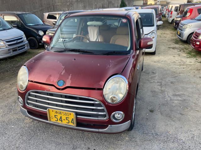 沖縄県沖縄市の中古車ならミラジーノ