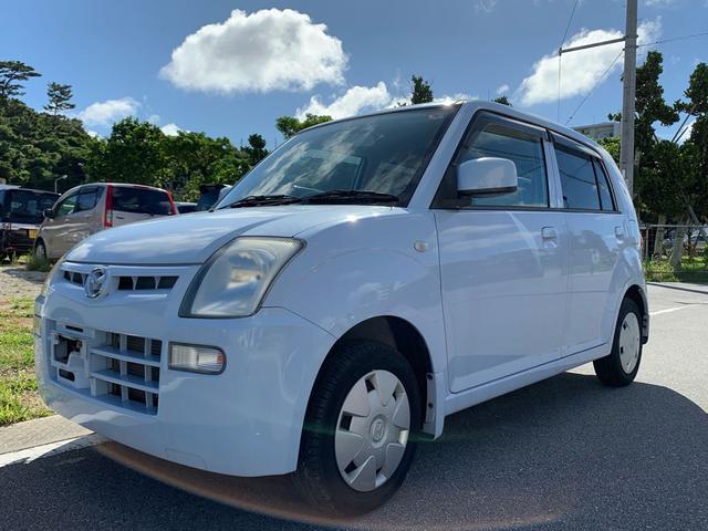 沖縄県の中古車ならキャロル G2・内地車・整備保証付・45078km・修復無
