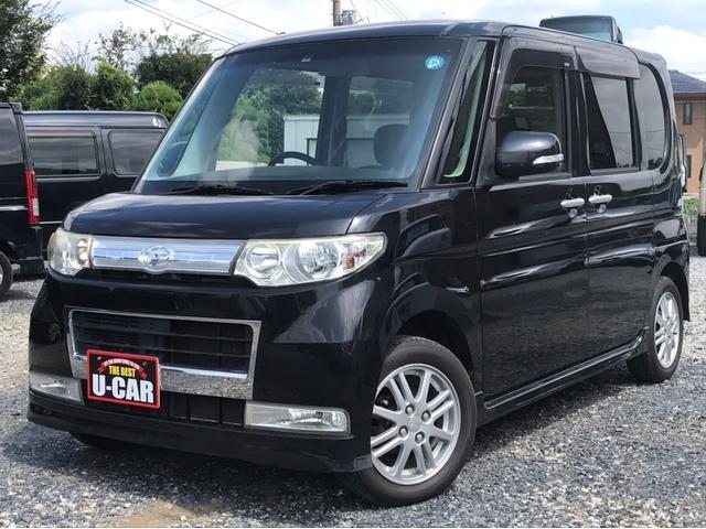 沖縄県の中古車ならタント カスタムXリミテッド・内地中古車・電動スライド・整備保証付