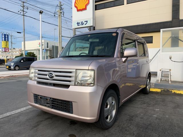 沖縄県の中古車ならムーヴコンテ L内地中古車・整備保証付・