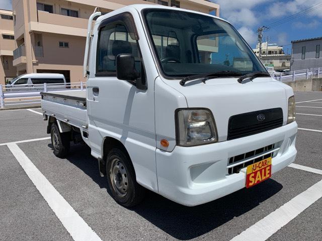 沖縄県の中古車ならサンバートラック TB プロフェッショナル 本土仕入中古車