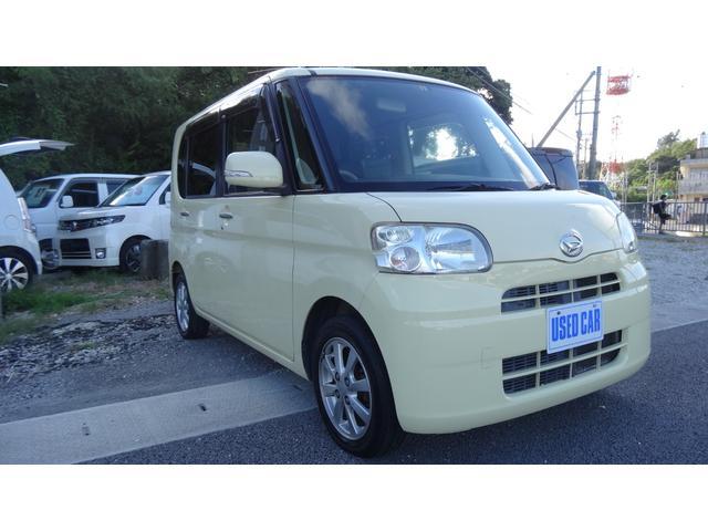 タント:沖縄県中古車の新着情報