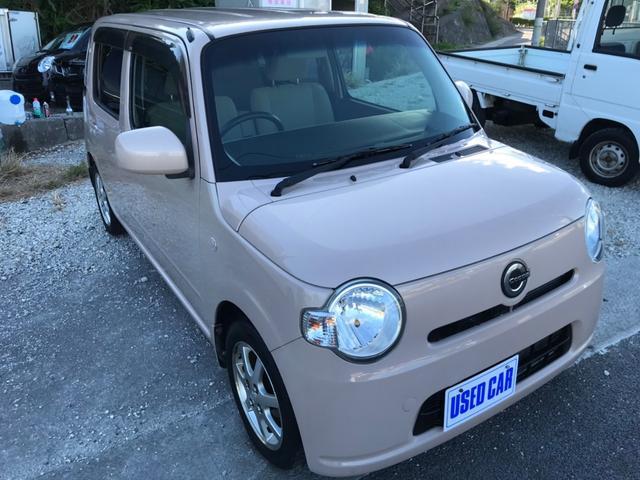 沖縄県の中古車ならミラココア ココアXスペシャル HDDナビ フルセグTV DVD 内地