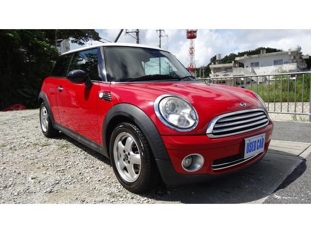 沖縄県の中古車ならMINI クーパー