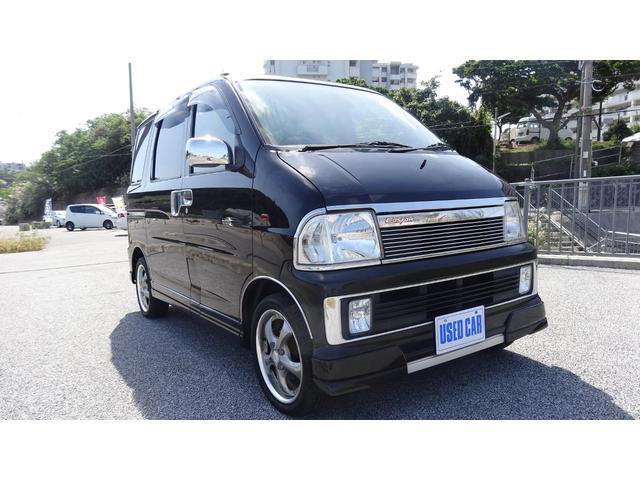 沖縄県の中古車ならアトレーワゴン カスタムターボ Gセレクション