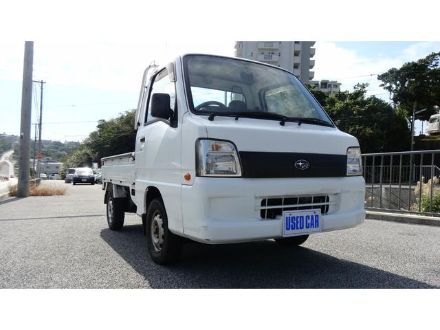 沖縄県の中古車ならサンバートラック TB パートタイム4WD