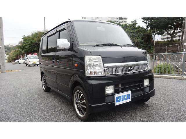 沖縄県の中古車ならスクラムワゴン PX