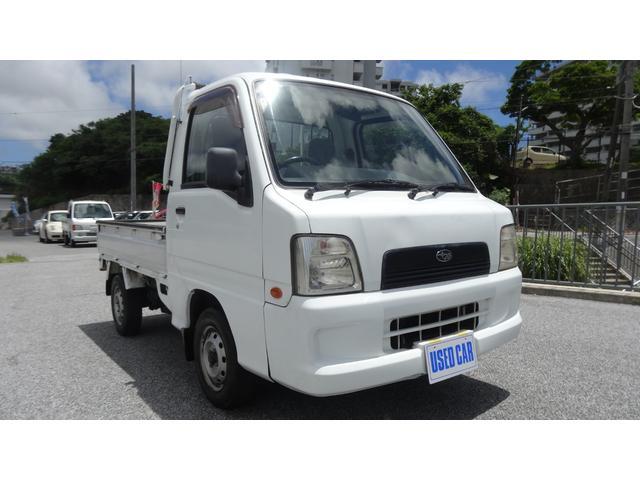 沖縄県豊見城市の中古車ならサンバートラック TB