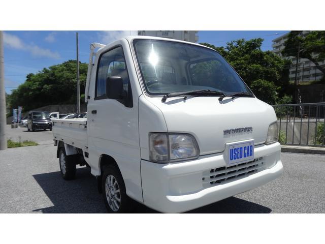 沖縄県豊見城市の中古車ならサンバートラック TC