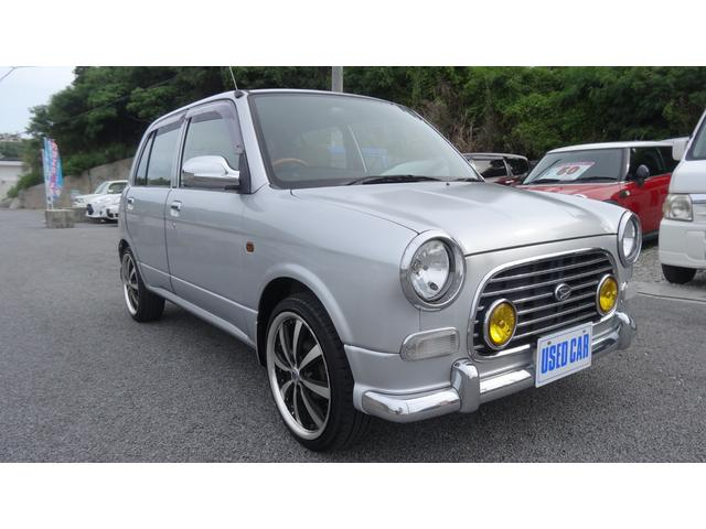 沖縄県の中古車ならミラジーノ ジーノ