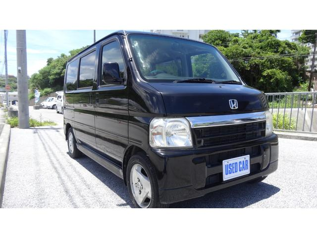 バモス:沖縄県中古車の新着情報