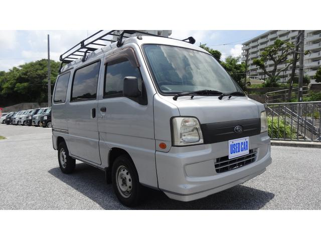 沖縄県の中古車ならサンバーバン トランスポーター 本土仕入れ中古車