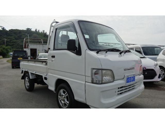 沖縄県那覇市の中古車ならサンバートラック TC 本土仕入れ中古車 4WD