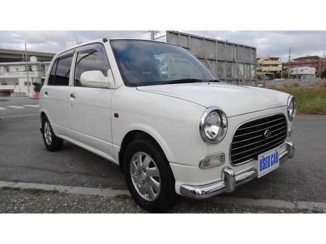 沖縄県の中古車ならミラジーノ ジーノ 本土仕入れ中古車