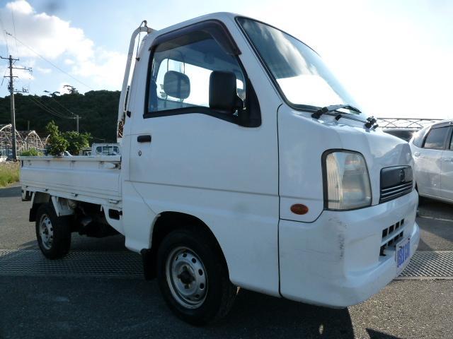 沖縄県うるま市の中古車ならサンバートラック TB 2WD AT 本土仕入れ中古車