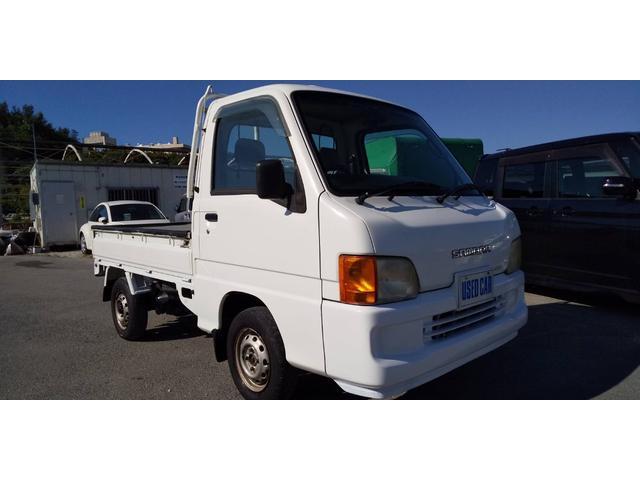 沖縄県豊見城市の中古車ならサンバートラック TB 本土仕入れ中古車 4WD