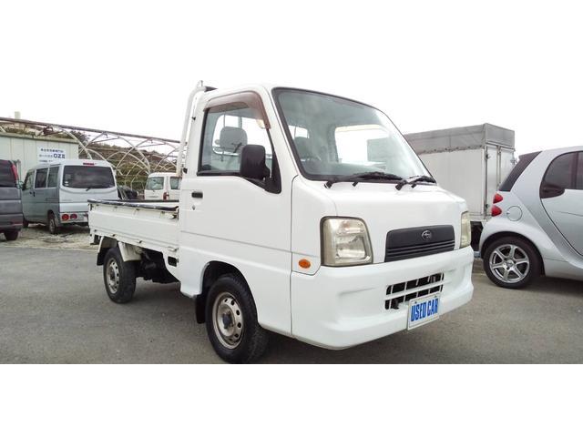 沖縄県の中古車ならサンバートラック TB 本土仕入れ中古車 4WD