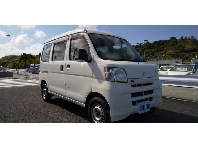 沖縄県豊見城市の中古車ならハイゼットカーゴ  デラックス 本土仕入れ中古車