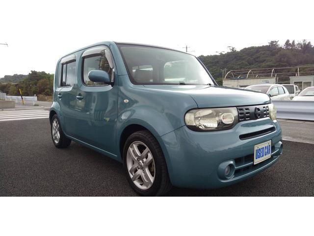 沖縄県豊見城市の中古車ならキューブ 15X 本土仕入れ中古車