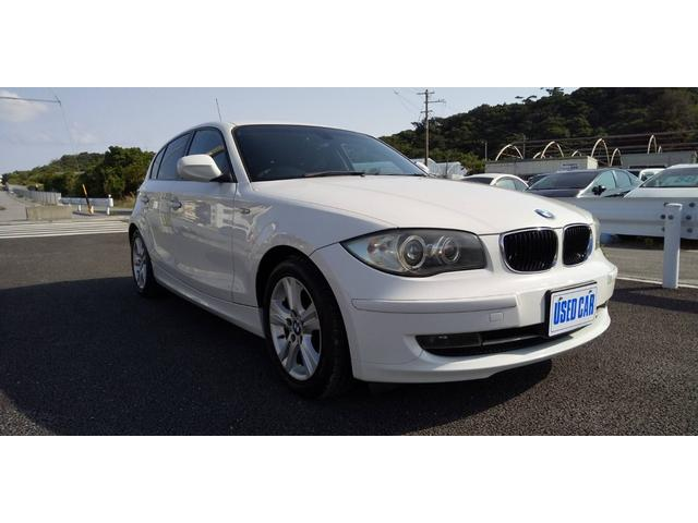 BMW 1シリーズ 120i 本土仕入れ中古車