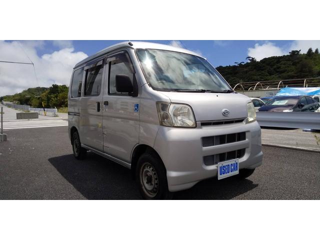 沖縄県の中古車ならハイゼットカーゴ  福祉車両 本土仕入れ中古車