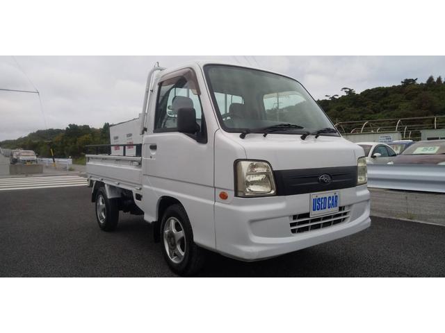 沖縄県の中古車ならサンバートラック TB 本土仕入れ車両 4WD