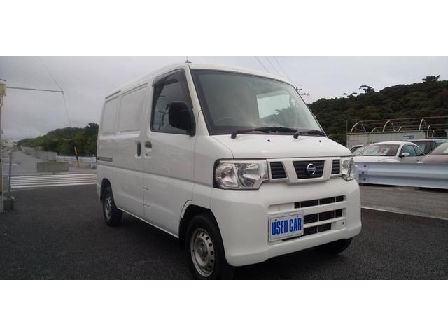 沖縄県の中古車ならクリッパーバン  2シーター 本土仕入れ中古車