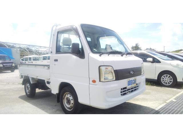 沖縄県の中古車ならサンバートラック TB 本土仕入れ車両