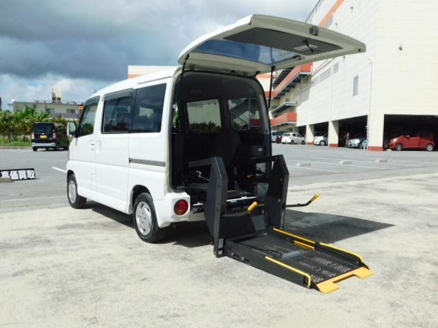 沖縄県の中古車ならタウンボックス LX 福祉車両・電動リフト