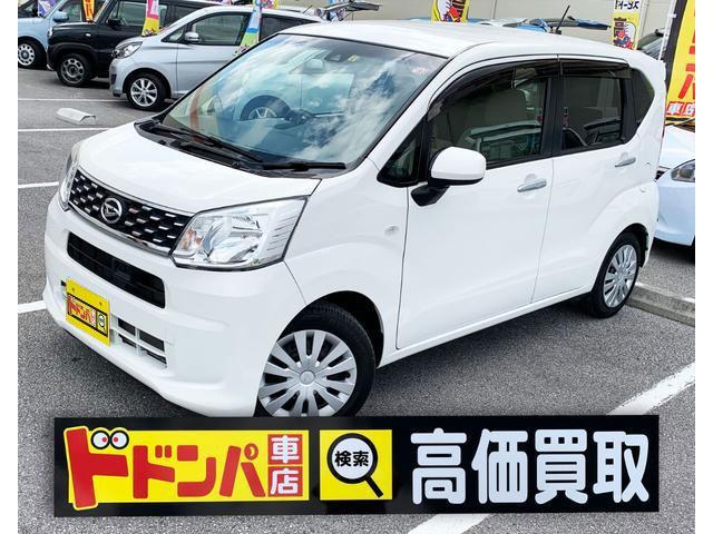 沖縄の中古車 ダイハツ ムーヴ 車両価格 74万円 リ済別 2015(平成27)年 6.0万km ホワイト