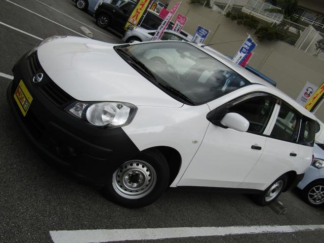 沖縄県の中古車ならAD VE ナビ付き
