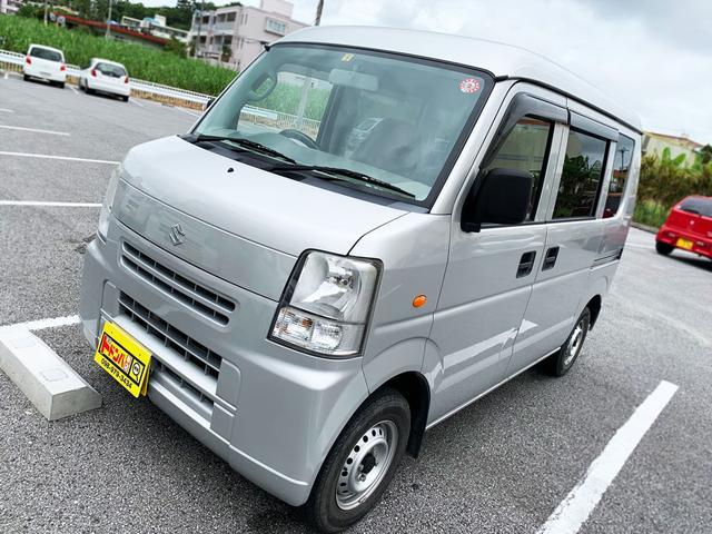沖縄県の中古車ならエブリイ PC MT車!! 試乗OK!! 整備済!