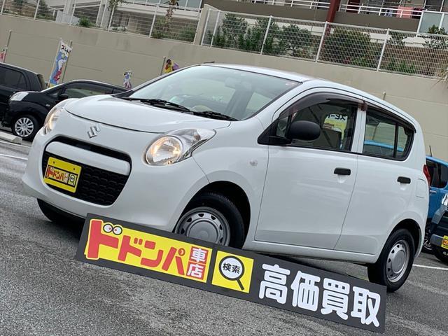 沖縄の中古車 スズキ アルト 車両価格 22万円 リ済込 2012(平成24)年 6.0万km スペリアホワイト