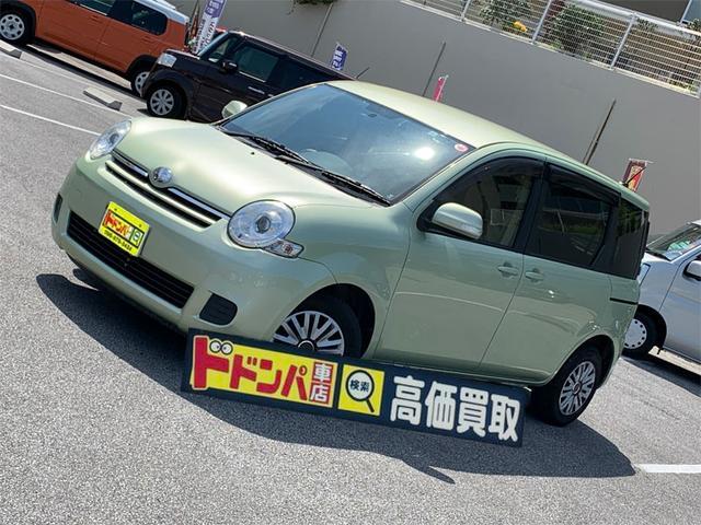沖縄県うるま市の中古車ならシエンタ X 三列シート バックカメラ ワンセグ ETC Bluetooth