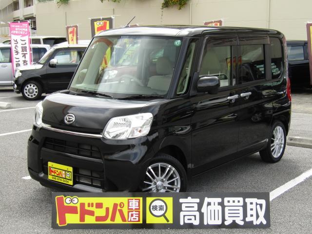 沖縄県うるま市の中古車ならタント X 左側パワースライドドア