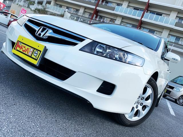 沖縄県うるま市の中古車ならアコードワゴン 24EL キーレス Wエアコン 間欠式ワイパー パワーシート HID ナビ付き