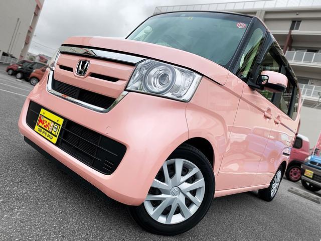ホンダ NBOX G・L Honda SENSING ロング保証付き!