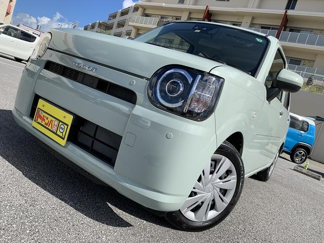 沖縄県の中古車ならミラトコット L SAIII Bluetooth 衝突軽減ブレーキ アイドリングストップ 障害物センサー 横滑り防止